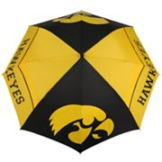 Iowa Hawkeyes WindSheer Hybrid Golf Umbrella