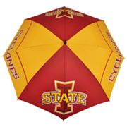 Iowa State Cyclones WindSheer Hybrid Golf Umbrella