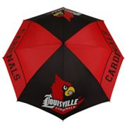 Louisville Cardinals WindSheer Hybrid Golf Umbrella
