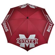 Mississippi State Bulldogs WindSheer Hybrid Golf Umbrella