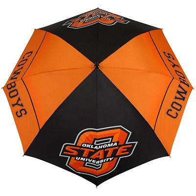 Oklahoma State Cowboys WindSheer Hybrid Golf Umbrella