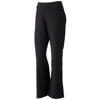 Tek Gear Fit and Flare Yoga Pants - Women's Plus