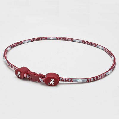 Alabama Crimson Tide 18-inch Titanium Sport Necklace