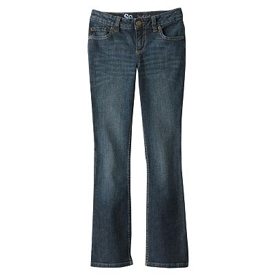 SO Basic Bootcut Jeans - Girls' 7-16