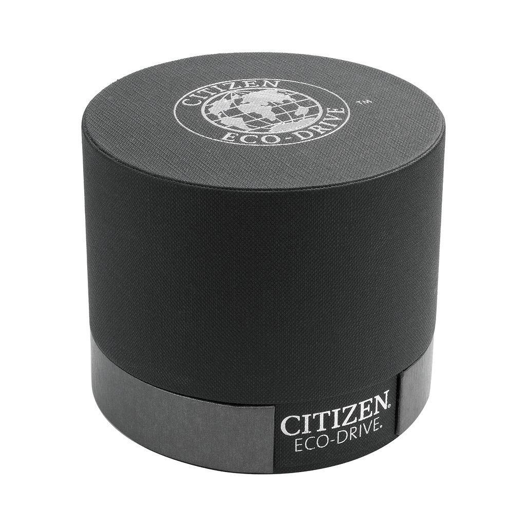 Citizen Eco-Drive Men's Leather Watch - BM8242-08E