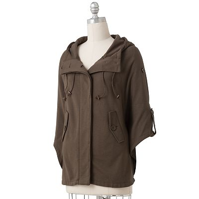 Lee Convertible Hooded Poncho