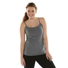 Juniors' Plus Size SO® Satin-Trim Tank Top