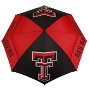 Texas Tech Red Raiders WindSheer Hybrid Golf Umbrella