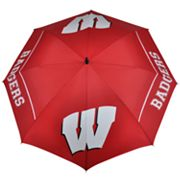 Wisconsin Badgers WindSheer Hybrid Golf Umbrella