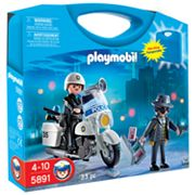 Playmobil Police Play Set 5891