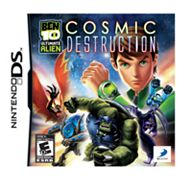 Ben 10: Ultimate Alien Cosmic Destruction for Nintendo DS