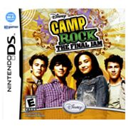 Disney Camp Rock: The Final Jam for Nintendo DS