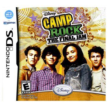 Disney Camp Rock: The Final Jam for Nintendo DS