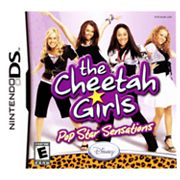 Disney The Cheetah Girls: Pop Star Sensations for Nintendo DS