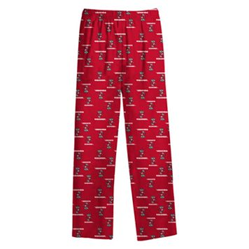Wisconsin Badgers Lounge Pants - Boys 8-20