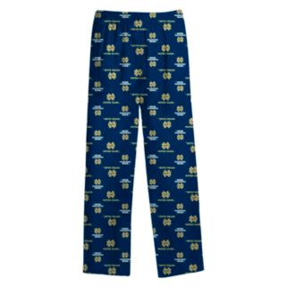 Boys 8-20 Notre Dame Fighting Irish Lounge Pants