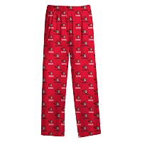 Rutgers Scarlet Knights Lounge Pants - Boys 8-20