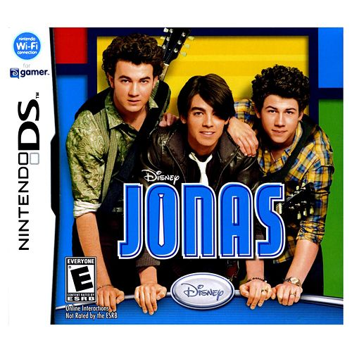 Disney Jonas for Nintendo DS
