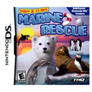 Paws and Claws Marine Rescue for Nintendo DS
