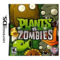 Plants vs Zombies for Nintendo DS