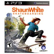 Shaun White Skateboarding for PlayStation 3