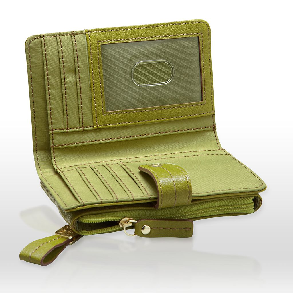 Relic Jenny Bifold Pleated Wallet