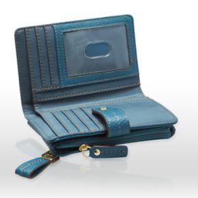 Relic Jenny Bifold Pleated Wallet