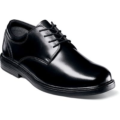 Nunn Bush Eddy Wide Oxford Shoes - Men