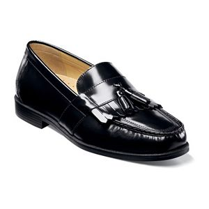Nunn Bush Keaton Men?s Moc Toe Tassel Dress Loafers