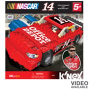 NASCAR Tony Stewart Office Depot Car Building Set by K'NEX