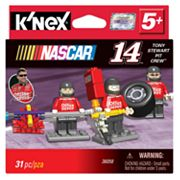 NASCAR Tony Stewart Office Depot Pit Crew Set by K'NEX