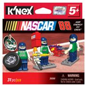 NASCAR Dale Earnhardt Jr. AMP Energy Pit Crew Set by K'NEX