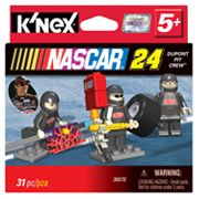 NASCAR Jeff Gordon DuPont Pit Crew Set by K'NEX