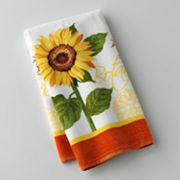 Croft and Barrow Botanique Kitchen Towel
