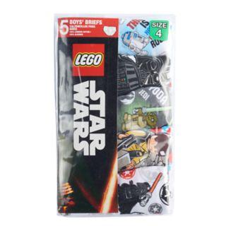 Boys LEGO Star Wars 5-pk. Briefs