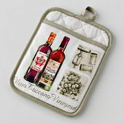 Croft and Barrow Vineyard Potholder