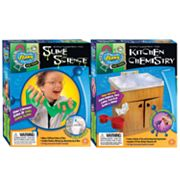 Slinky Science Slime Science and Kitchen Chemistry Combo Pack