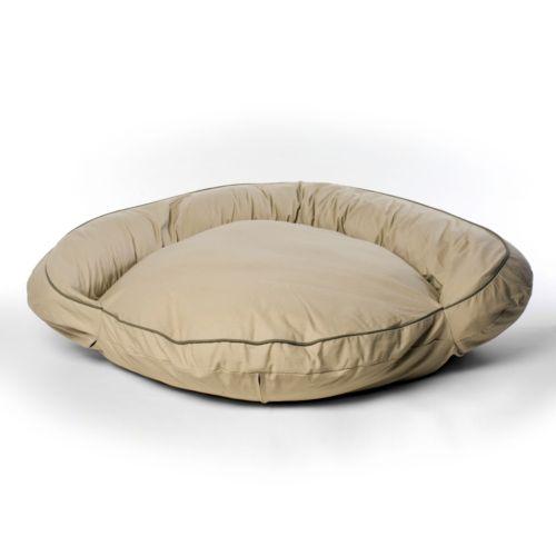 Carolina Pet Co. Classic Bolster Round Pet Bed - 35''