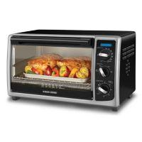 Black & Decker 6-slice Countertop Toaster Oven