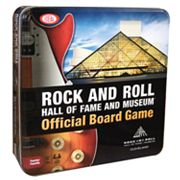 Ideal Rock and Roll Hall of Fame and Museum Official Board Game