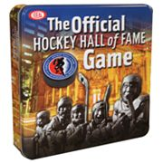 Ideal The Official Hockey Hall of Fame Board Game