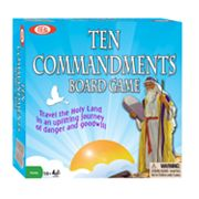 Ideal Ten Commandments Board Game