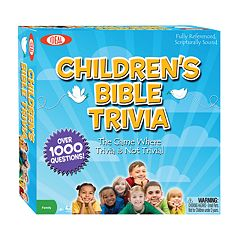 Ideal Children's Bible Trivia by