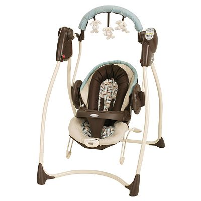 Graco Duo 2-in-1 Swing and Bouncer - Carlisle