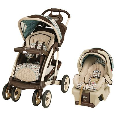 Graco Quattro Tour Travel System - Carlisle