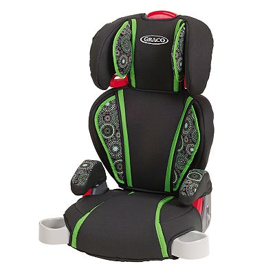 Graco Highback TurboBooster Car Seat - Spitfire