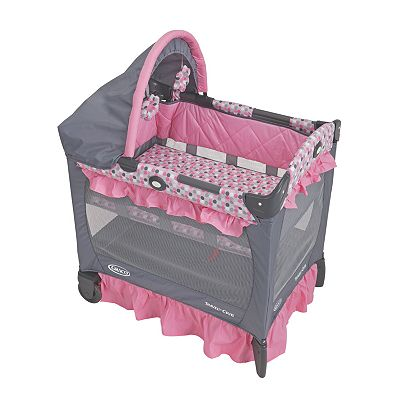 Graco Travel Lite Crib - Ally