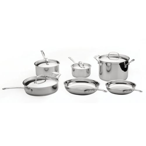 BergHOFF Earthchef 10-pc. Premium Copper Clad Cookware Set