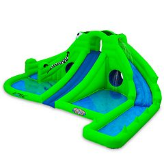 Blast Zone Ultra Croc Inflatable Water Park
