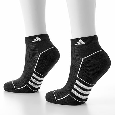 adidas ClimaLite Sport Performance 2-pk. Low-Cut Socks